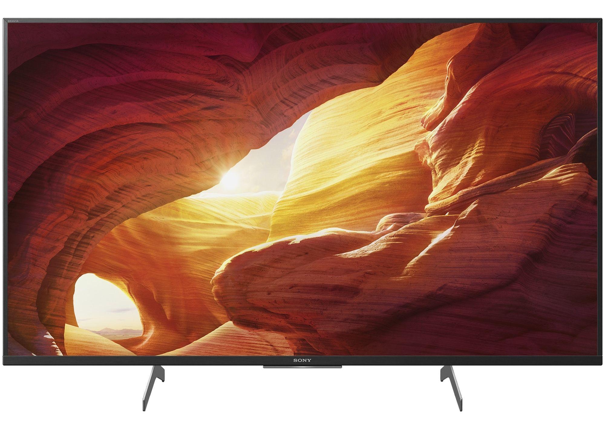 Телевизор Sony 43XH8596, 43″ (108 cм), Smart Android, 4K Ultra HD, LED