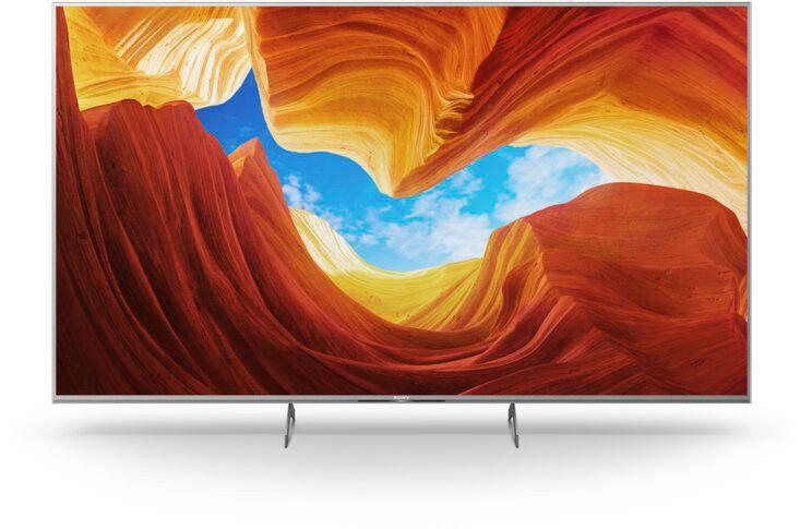 Телевизор Sony 55XH9077, 55″ (138.8 см), Smart Android, 4K Ultra HD, LED