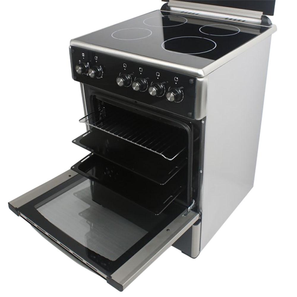 Готварска печка DIPLOMAT ELC-VC622ESS