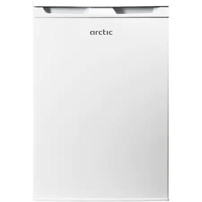 Хладилник с 1 врата Arctic AF125M40W, 120 л, Клас A++, H 84 см, Бял