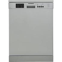 Съдомиялна Heinner HDW-FS6006DSE++ , 12 комплекта, 6 програми, Клас A++, Half load, Aquastop, 60 см, Антрацит