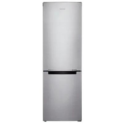 Хладилник с фризер Samsung RB33J3030SA/EF, 328 л, Клас F, No Frost, Digital Inverter компресор, 185 cм, Metal Graphite