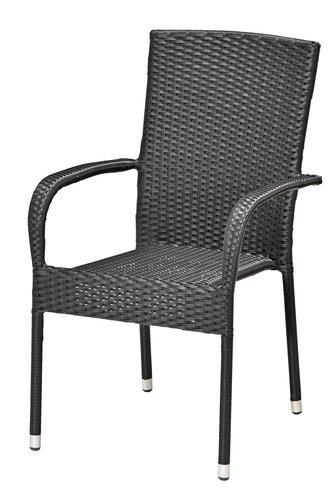 Стифиращ стол GUDHJEM черен