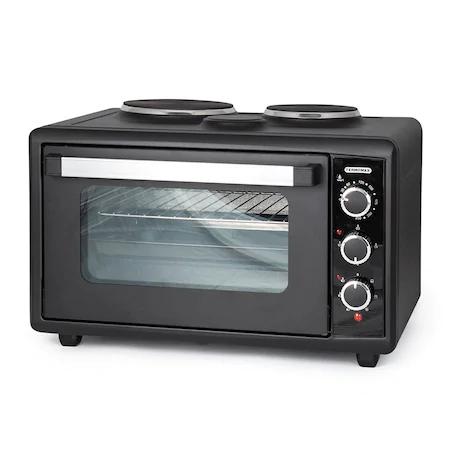 Малка готварска печка TERMOMAX TC46BK