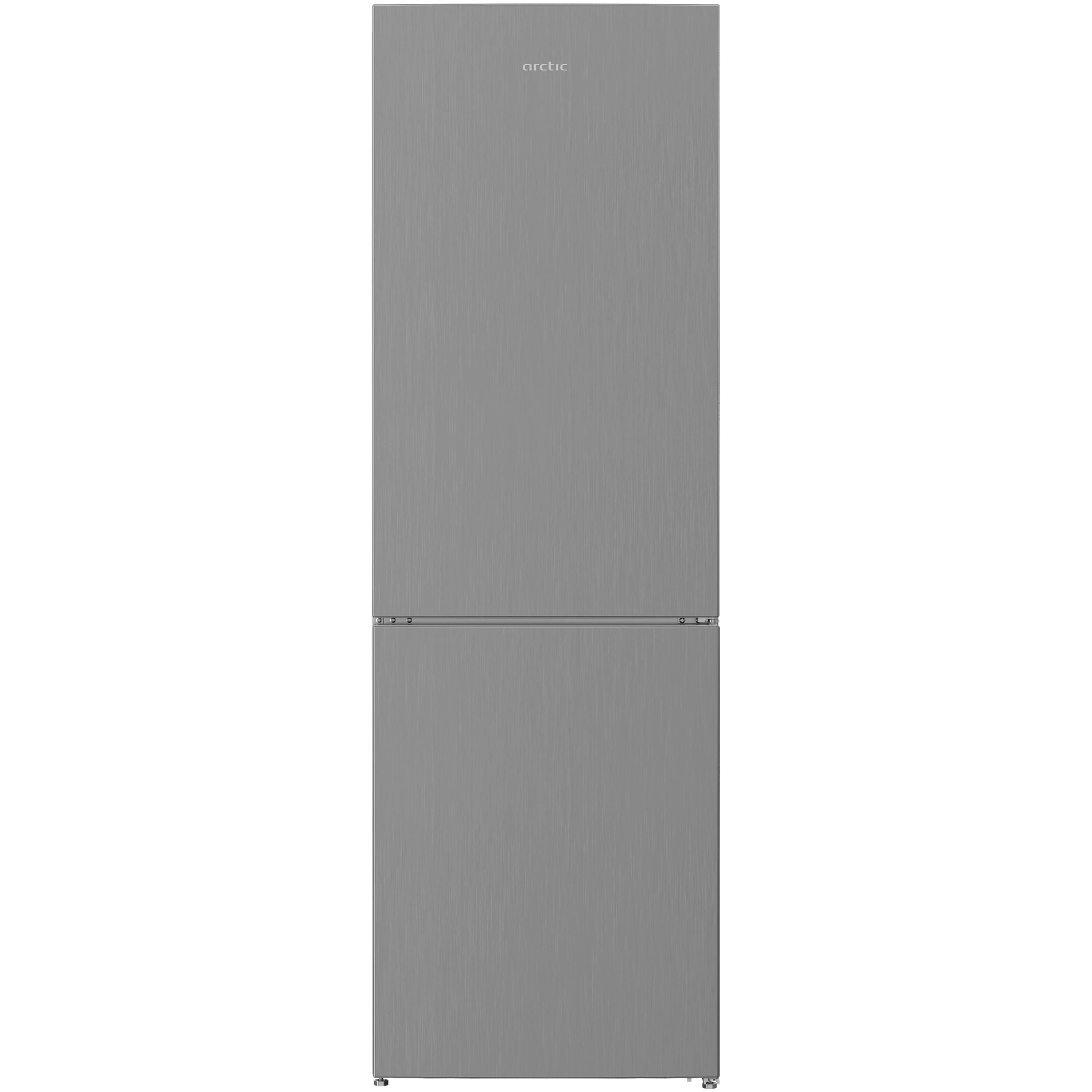 Хладилник с фризер Arctic AK60320M30MT295 л, Клас A+, Garden Fresh, Mix Zone, H 185.1 см, Сив