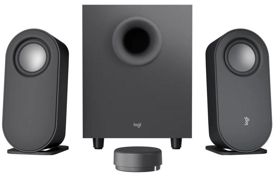 Аудио система Logitech Z407, 2.1 канали, черна