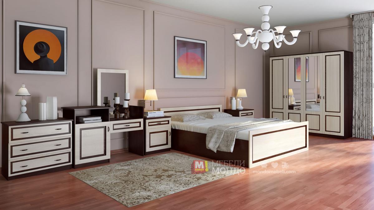 Спалня Ким