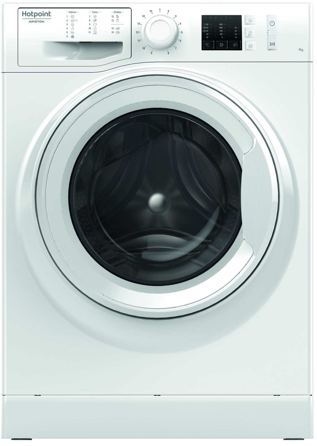 ПЕРАЛНА МАШИНА HOTPOINT ARISTON NM10743WEU