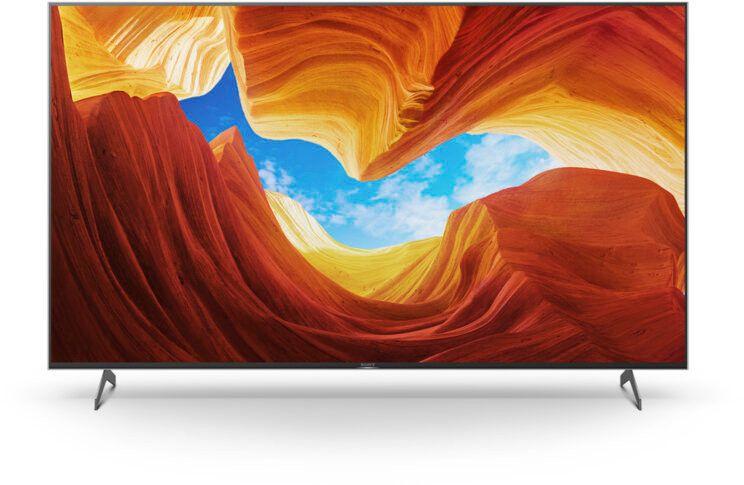 Смарт телевизор Sony KD-55XH9096 – 55″, 4K HDR, черен
