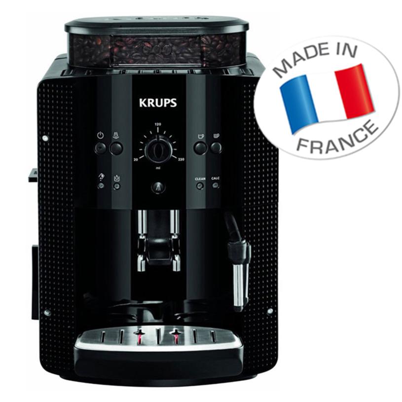 Кафеавтомат KRUPS EA810870 15 bar, 1.7 L, ЧЕРЕН