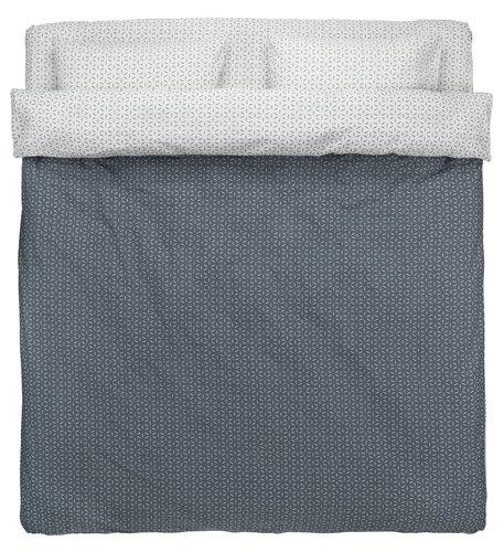 Спално бельо INGELA DBL с чаршаф 100% памук