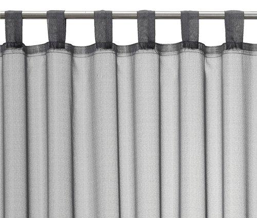 Завеса GOLMA 1x140x300 сива