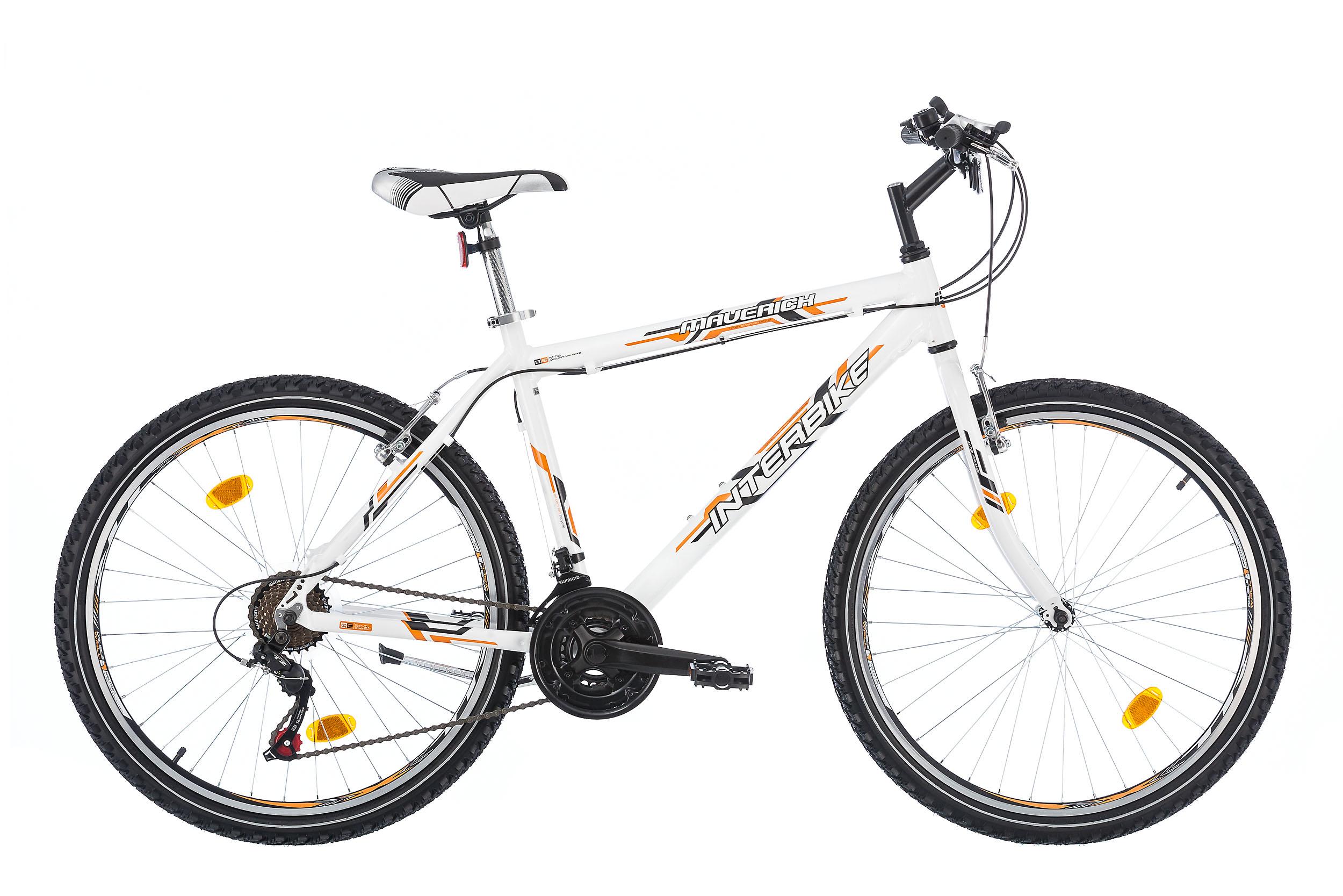 Планински велосипед Probike Maverick 26″, Бял