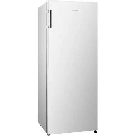 Хладилник Heinner HF-N250 с 1 врата, 242 л, LED, Клас A+, 144 см, Бял