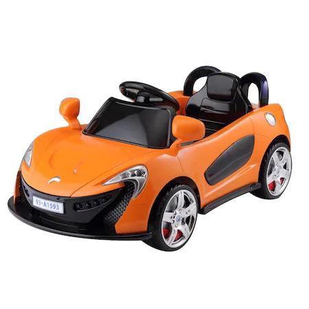 Електрическа количка Mappy  Aero Orange, Дистанционно