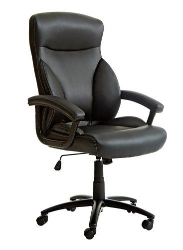 Офис стол TAMDRUP черен