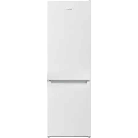Хладилник с фризер Arctic AK54305M30W, 291 л, Клас F, Garden Fresh, H 181.2 см, Бял