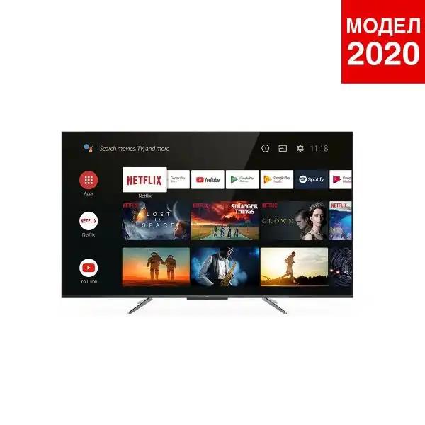ТЕЛЕВИЗОР TCL 55C715 SMART QLED TV ANDROID