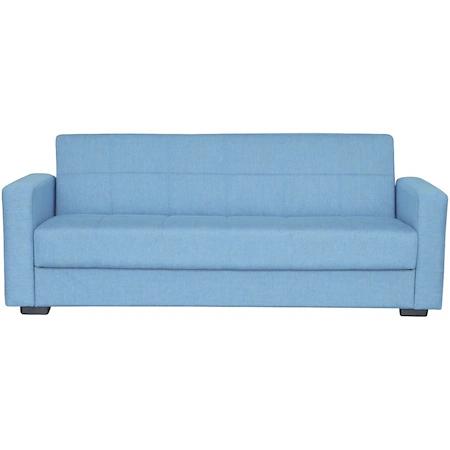 Разтегателен диван Modella Valeria 225x85x88 см, Тюркоаз