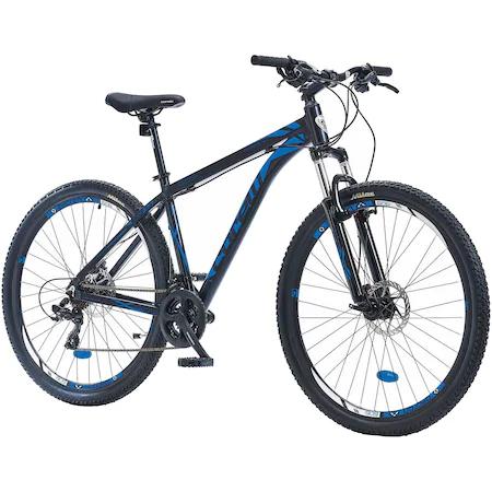 Велосипед MTB SNOOP 5.1 27.5″, Хидравлична дискова спирачка, Размер рамка L, Черен/Син