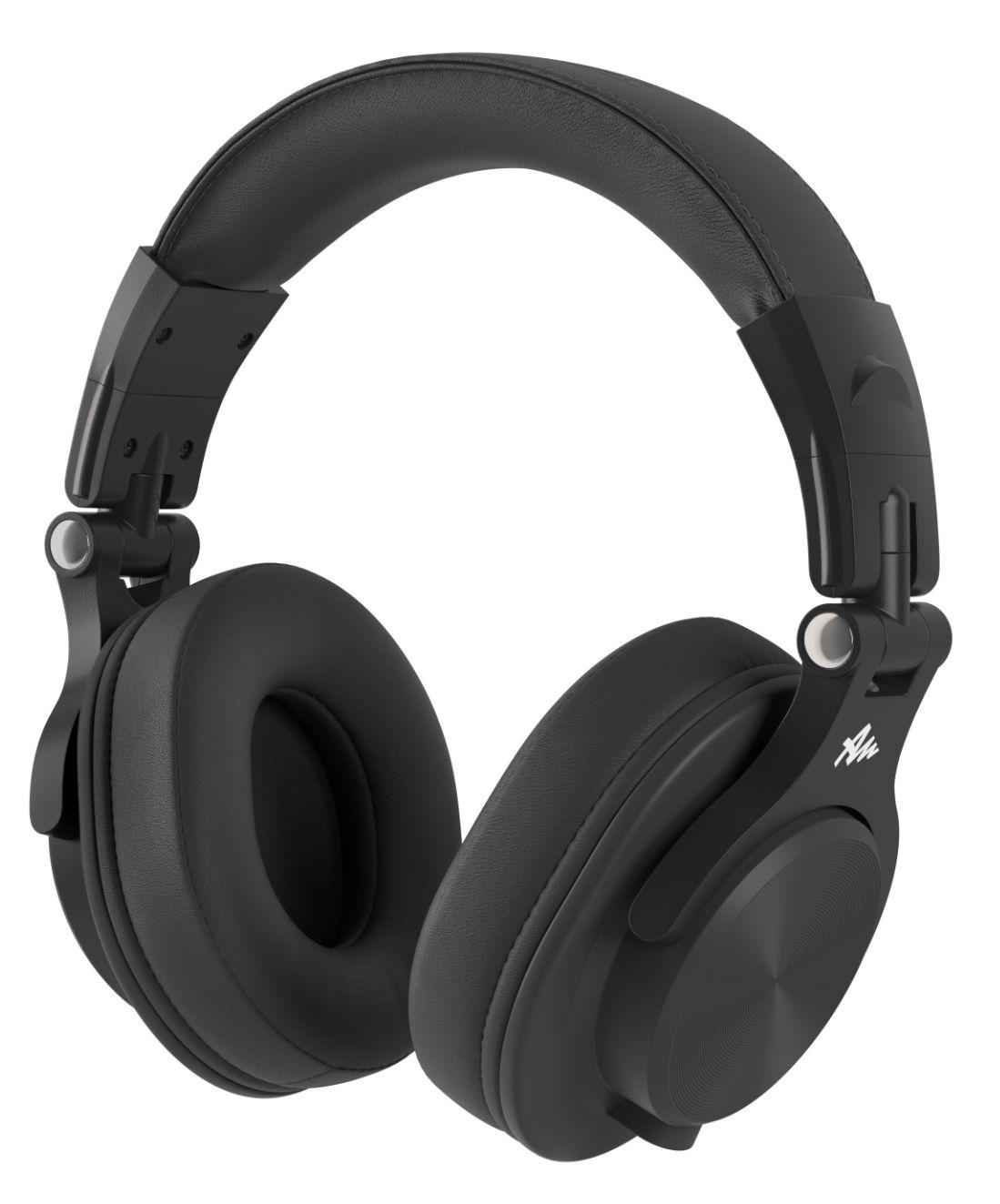Безжични слушалки Audictus Leader, черни