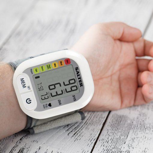 Апарат за Кръвно Налягане SALTER BPW 9101 за Китка