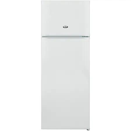 Хладилник с фризер Sharp SJ-BB05DTXWF , 288 l, F , Бял , Статична