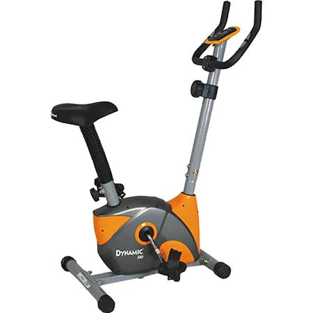 Велоергометър Dynamic 380, Оранжев/Сив