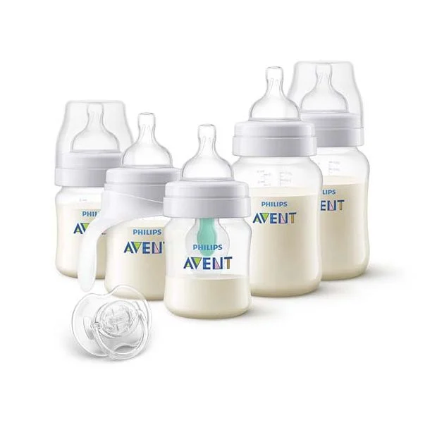 ANTI-COLIC Philips Avent КОМПЛЕКТ ЗА НОВОРОДЕНО