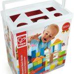 Дървени кубчета Hape
