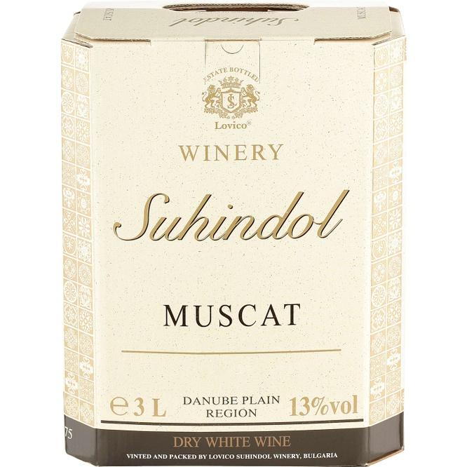 Червено или бяло вино SUHINDOL