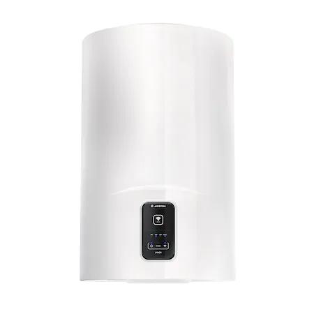Електрически бойлер Ariston Lydos Wi-Fi 50 л, 1800 W, Интернет връзка, Емайлиран вътрешен резервоар с титан