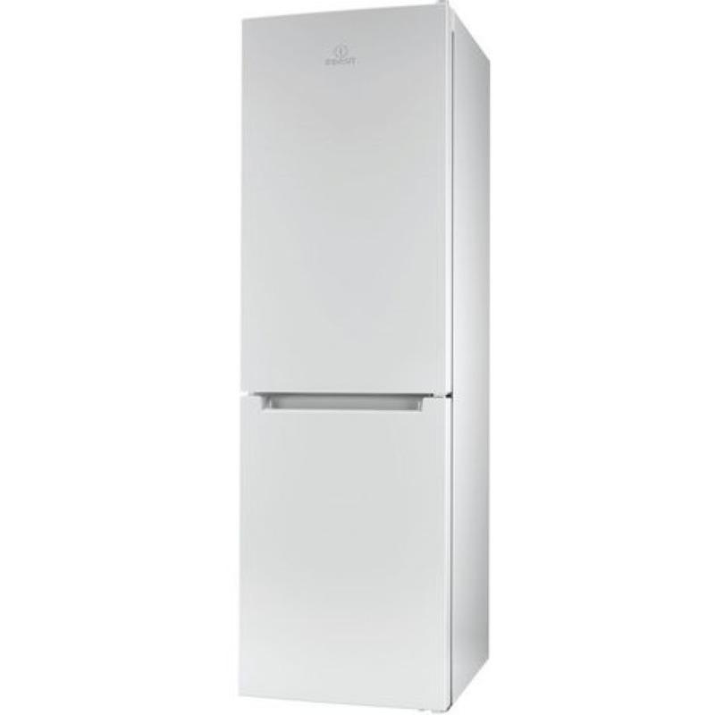 Хладилник с фризер Indesit XIT8 T1E W , 320 l, F , No Frost , Бял