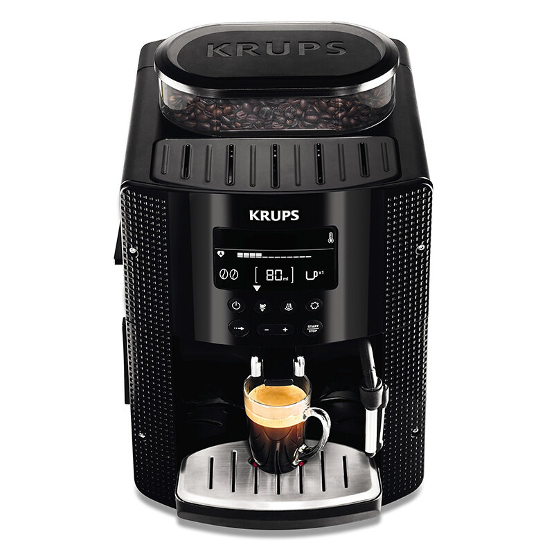 Кафеавтомат Krups EA815070 , 1450 W, 15 Bar, Кафеавтомат