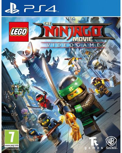 LEGO The Ninjago Movie Videogame (PS4)