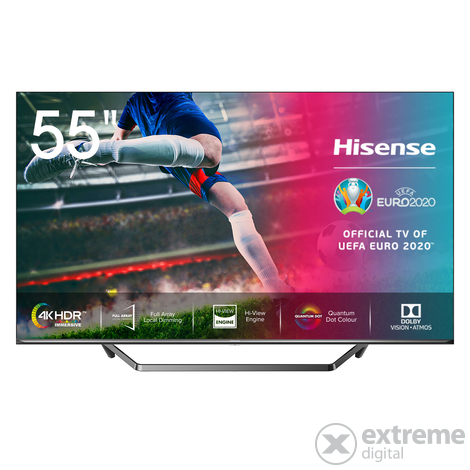 Телевизор Hisense 55U7QF 55″ UHD Vidaa SMART Quantum Dot ULED