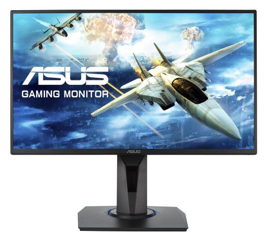 Гейминг монитор Asus VG255H, 24.5″, FHD, TN, FreeSync