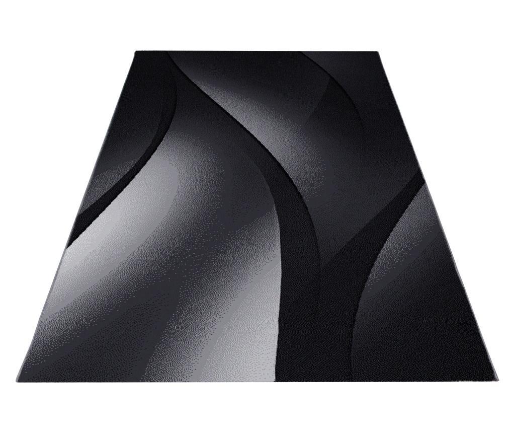 Килим Plus Black 160×230 см