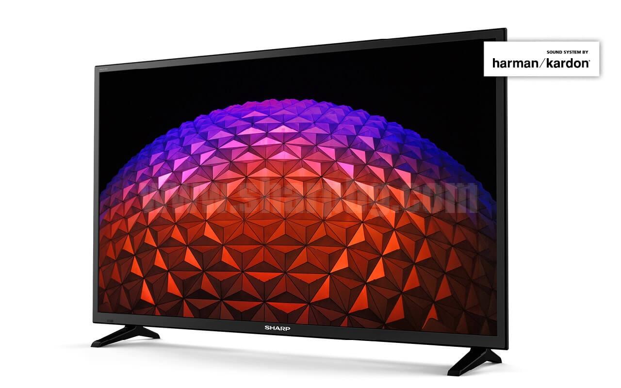 Телевизор Sharp LED LC-43CFE6002E