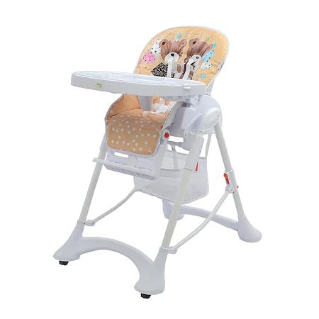 Стол за хранене Mappy Teddy Bears, Регулируем, 6 – 36 месеца
