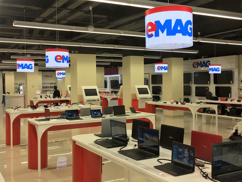 EMAG-Най-големият онлайн магазин в България