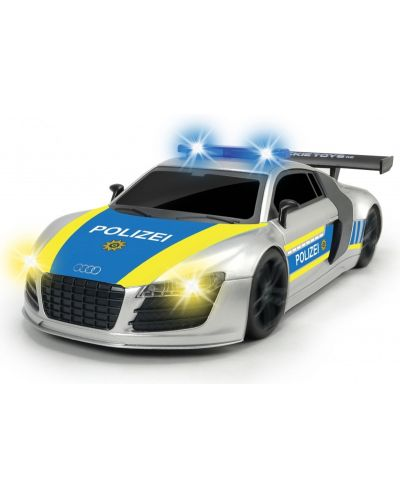 Радиоуправляема кола Dickie Toys – Полицейски патрул