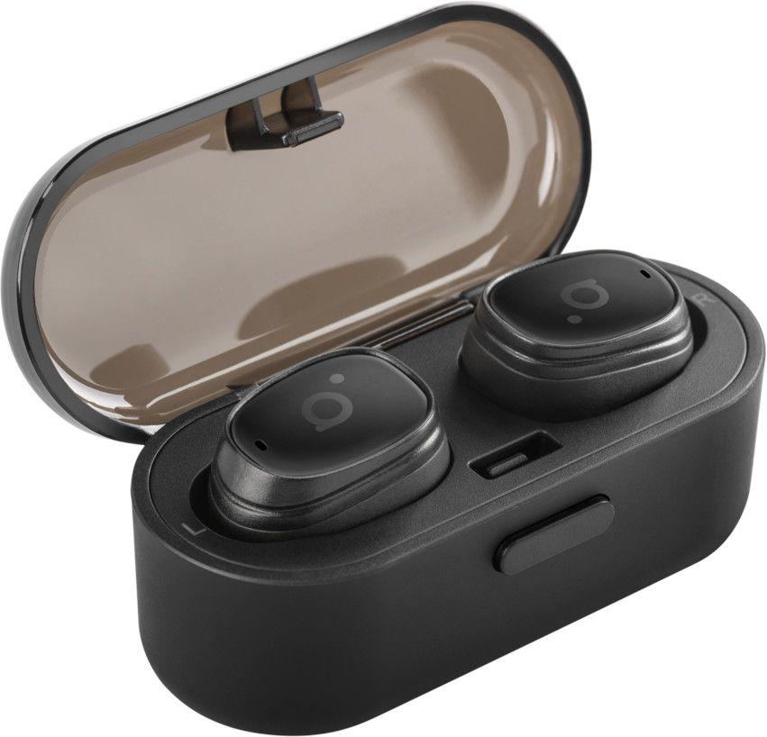 Слушалки ACME BH410 с микрофон, TWS, черни