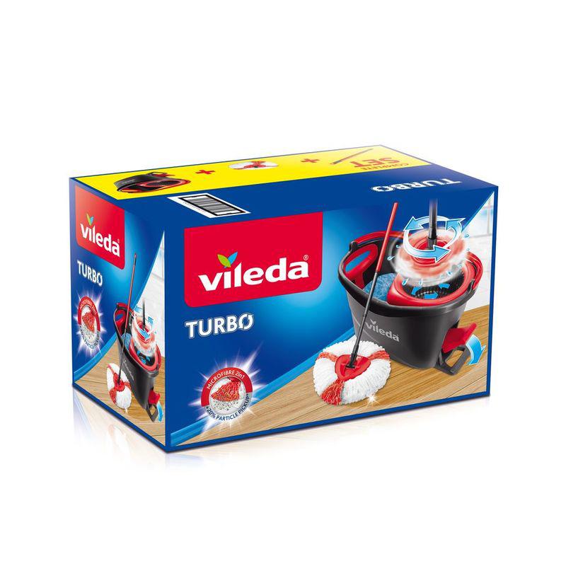 Комплект Vileda Easy Wring – Clean Turbo