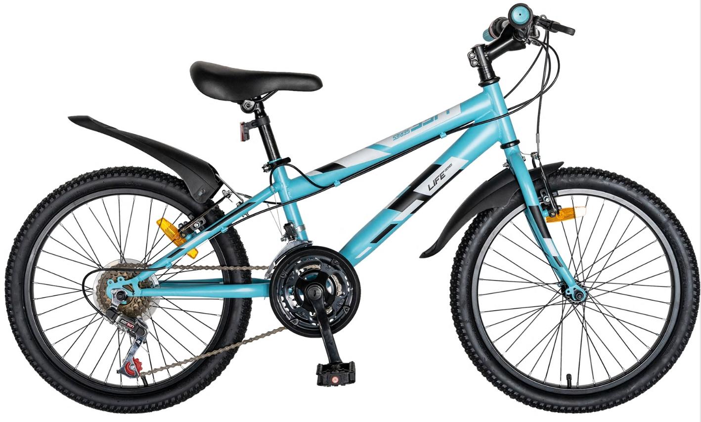 Детски велосипед Life 20″ A2030L
