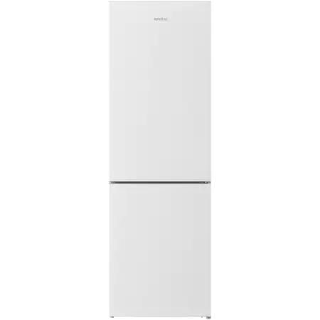 Хладилник с фризер Arctic AK60320M30W , 295 л, Клас F, Garden Fresh, Mix Zone, H 185.1 см, Бял