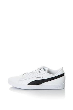 Спортни обувки Puma Smash с кожа