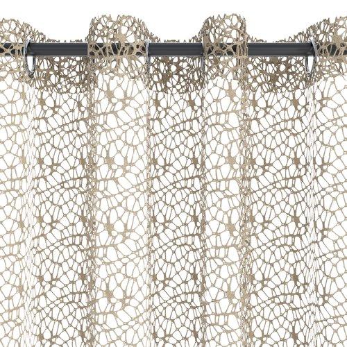 Завеса LURO 1x140x300 см пясък