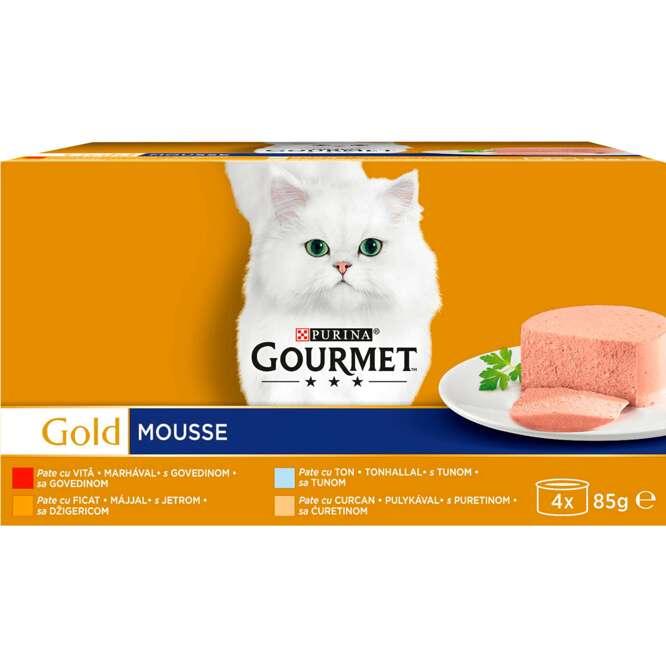 Храна за котки GOURMET GOLD