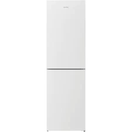 Хладилник с фризер Arctic AK60350M30W, 331 л, Клас F, 4 фризерни чекмеджета, H 201 см, Бял